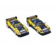 RevoSlot RS0108 Ferrari F40 - Team IGOL Twin Pack - 24H Le Mans 1996