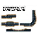 Pit Lane Track (Left Hand)