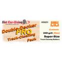 Hi-Spec Double-Decker PRO Gomme Nettoyante Rail
