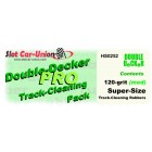 Hi-Spec Double-Decker PRO Track-Cleaner Rubber