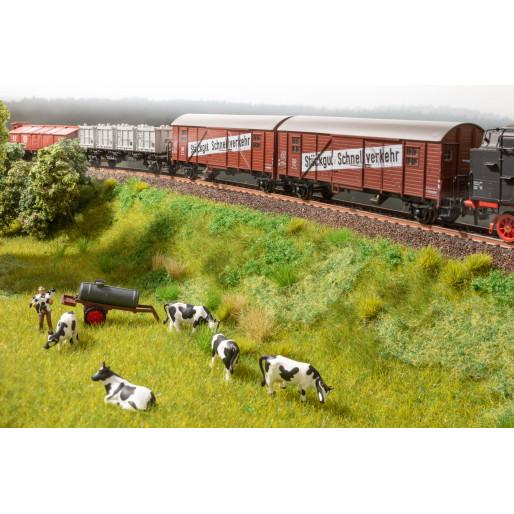"NOCH 60775 Vegetation Start Set ""Railway Embankment"""