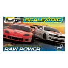 Scalextric Coffret Raw Power