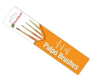 Humbrol AG4250 Palpo Brush Pack