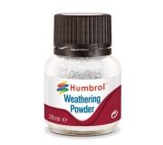 Humbrol AV0002 Weathering Powder White - 28ml