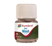 Humbrol AV0208 Enamel Wash Dust - 28ml Enamel Paint