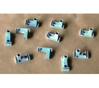 Slot Track Scenics CfP10 Fixing clips for plastic track