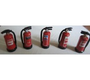 Slot Track Scenics Dec. 1 Extinguisher Label decals