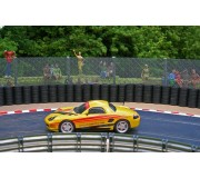 Slot Track Scenics FK 2 Safety Fencing Kit 2