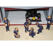 Slot Track Scenics SRA 08 Technicians