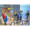 Slot Track Scenics SRAF 11 TV Crew