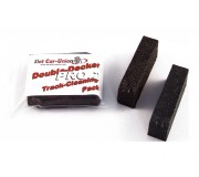Double-Decker PRO-2 Track-Cleaner Rubber