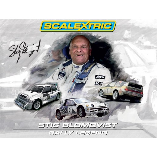 Stig Blomqvist Rally Legend - Edition Limitée