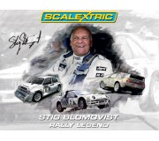 Scalextric C3372A 1980s Groupe B Rally Legends Edition Limitée