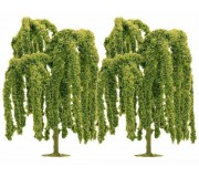 Busch 6650 Weeping willows 120mm
