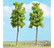 Busch 6791 Sycamore trees 165mm