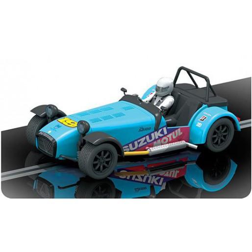 Caterham R500: Scalextric C3133 Caterham 7, R500 Blue