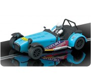 Scalextric C3133 Caterham 7, R500 Blue