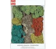 Busch 7101 Iceland moss and cork rind