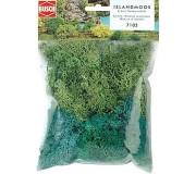 Busch 7102 Iceland moss, green