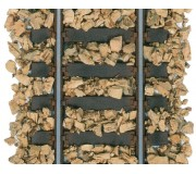 Busch 7132 Cork gravel G