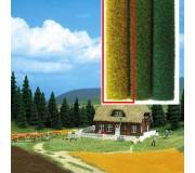 Busch 7214 Flora fleece (grass mats) wheatfield 50x40