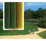 Busch 7216 Tapis de verdure (Tapis de décor) vert de mai 80x80