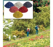 Busch 7310 Scatter material, 6 colours