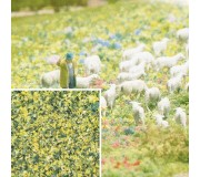"Busch 7358 Foam flocking ""Flowers"", dandelion"
