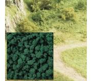 Busch 7363 Flocage mousse, vert foncé