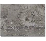 Busch 7416 Plaques de décor, sol de bitume