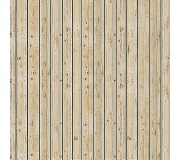 Busch 7419 Plaques de décor, panneaux en bois clair