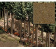 Busch 7528 Sand mixture, deciduous forest ground cover