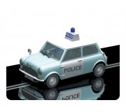Scalextric C3213 Morris Mini Police Car
