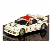 Ford RS200, Rally Costa Brava 1986