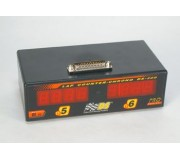DS Racing DS-300 PRO Series Lap counter Chrono for lane 5 and 6