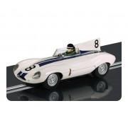 Scalextric C3308 Jaguar D-Type, Sebring 1956