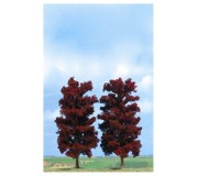 Busch 6958 Copper beeches 150mm