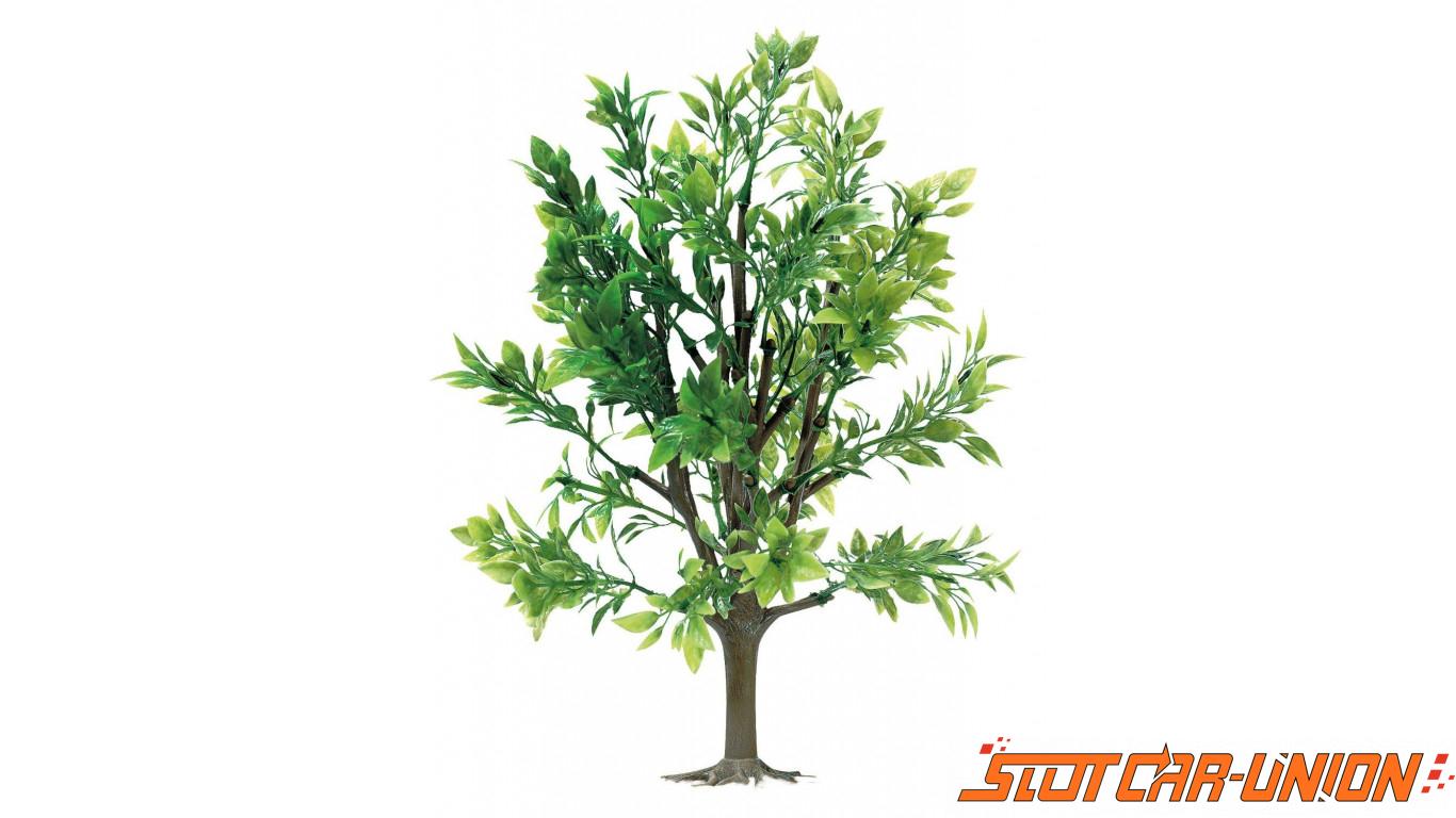 busch 8601 arbre feuillu de grande taille 280mm slot car union. Black Bedroom Furniture Sets. Home Design Ideas