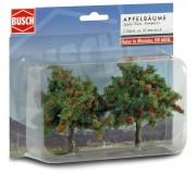 Busch 6858 Apple trees 95mm x2