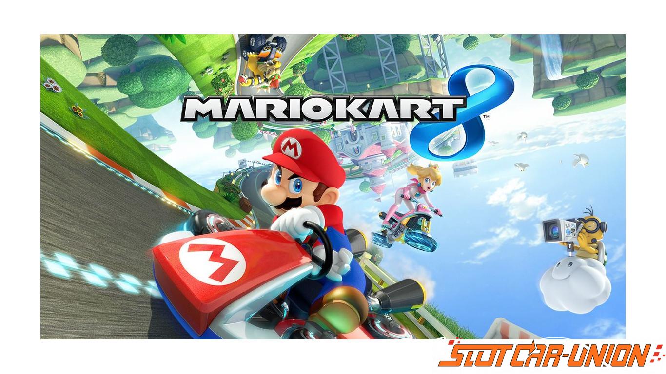 Wii mario kart 8 iso