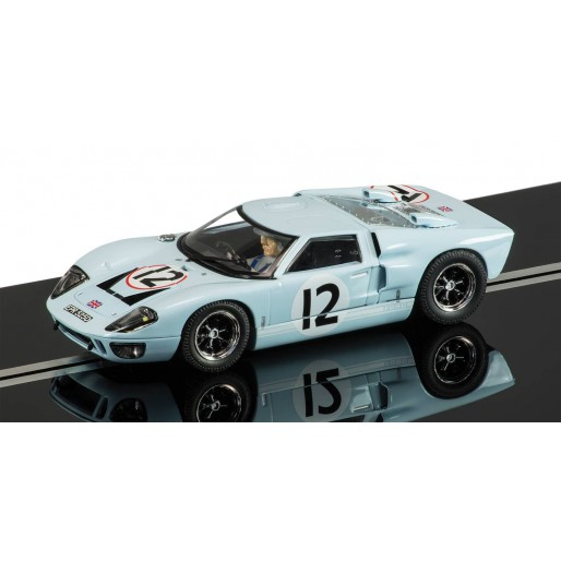 Scalextric C3533 Ford GT40, Le Mans 24hr 1966