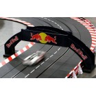 Carrera 21125 Deco Bridge - Redbull