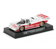 Slot.it CA25c Porsche 962 IMSA n.86 1st 12h Sebring 1987
