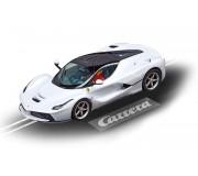 Carrera DIGITAL 132 30712 LaFerrari (blanc métallisé)