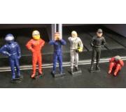 Slot Track Scenics SRA 01 Pilotes Set 1