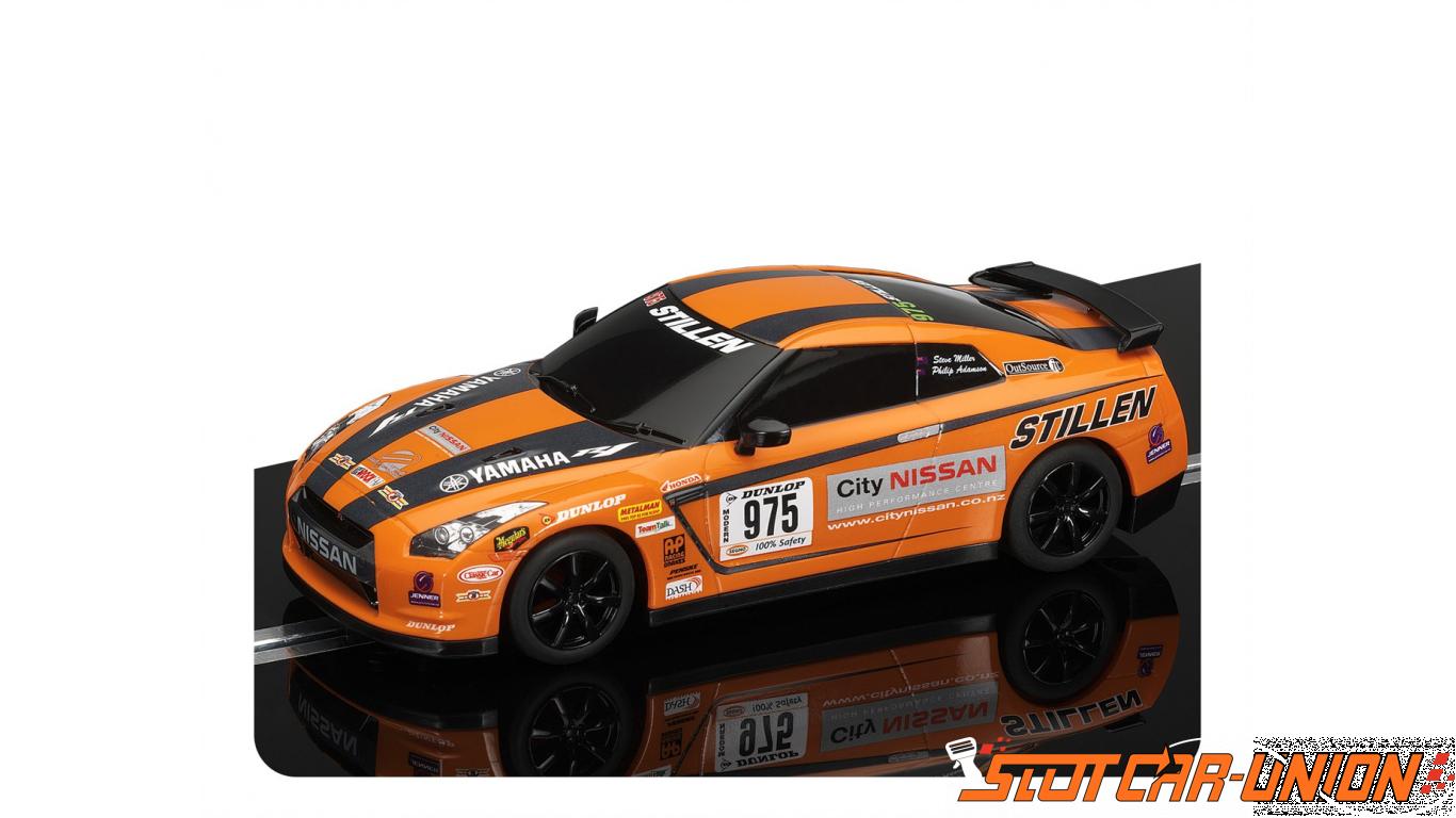 Scalextric Stillen R35 Nissan Gt R