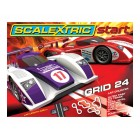 Scalextric Start Coffret Grid 24