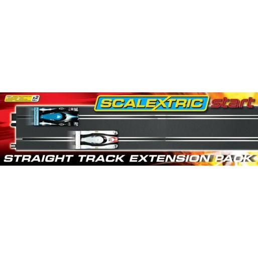 Droite Scalextric Start x2