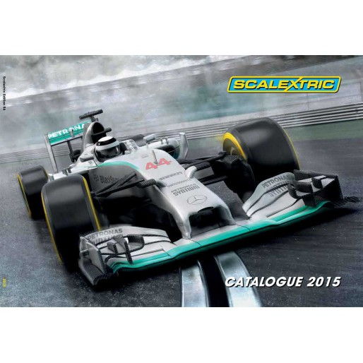 Scalextric C8178 Catalogue 2015