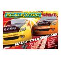 Scalextric Start Coffret Rally Champions
